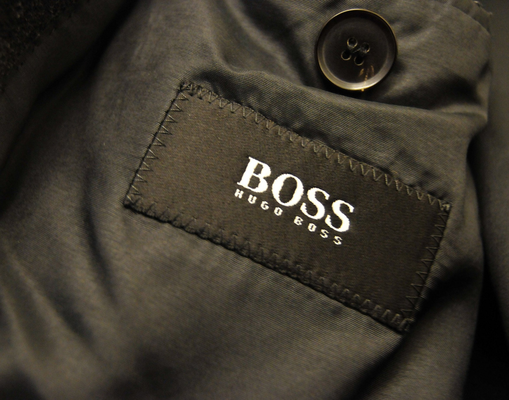 hugo boss photo
